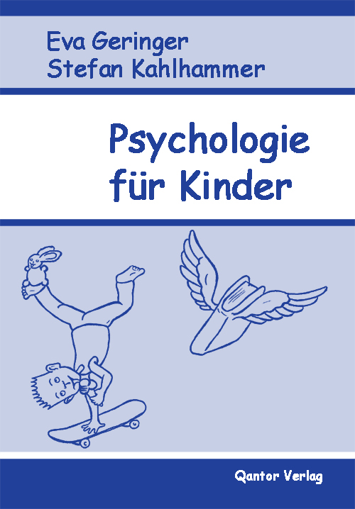 Cover Psychologie für Kinder